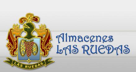 logotipo de ALMACENES LAS RUEDAS SL